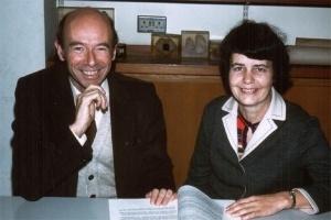 Michel y Françoise Gauquelin