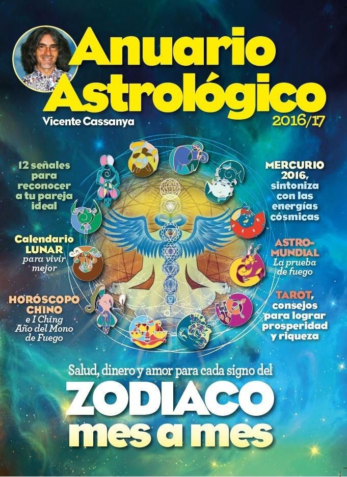 Anuario Astrológico