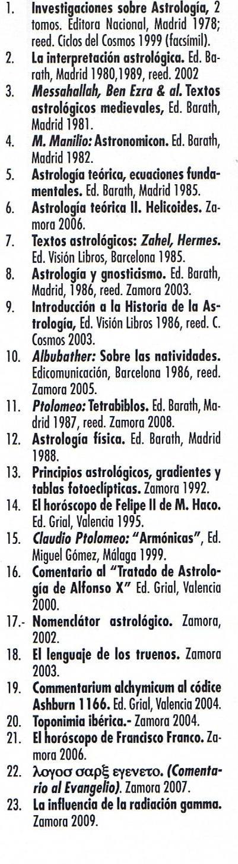 Bibliografia Demetrio Santos