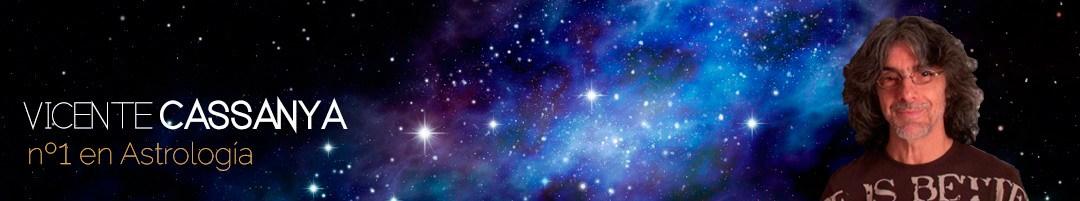 Astrología por Vicente Cassanya Logo